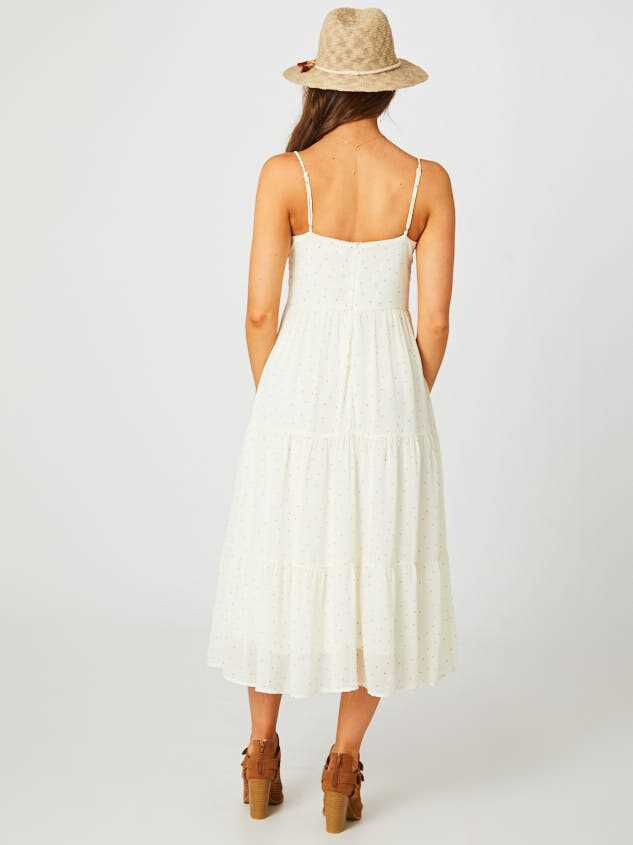 Prudence Maxi Dress Detail 3 - Altar'd State