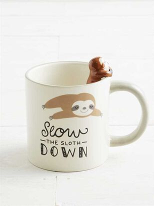 Slow the Sloth Down Mug - Altar'd State