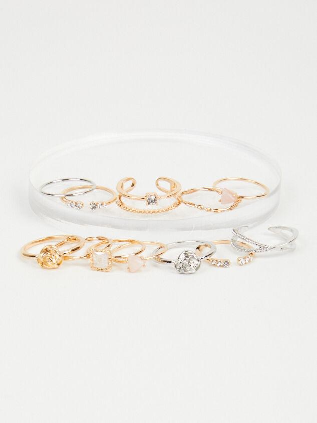 Romantic Ring Set - Altar'd State