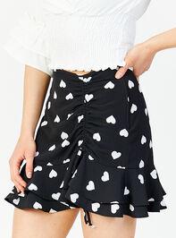 Karmen Hearts Skirt Detail 3 - Altar'd State