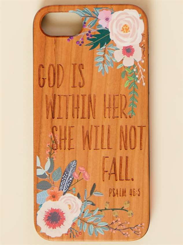 God is Within Her iPhone 7/8 Case - Altar'd State