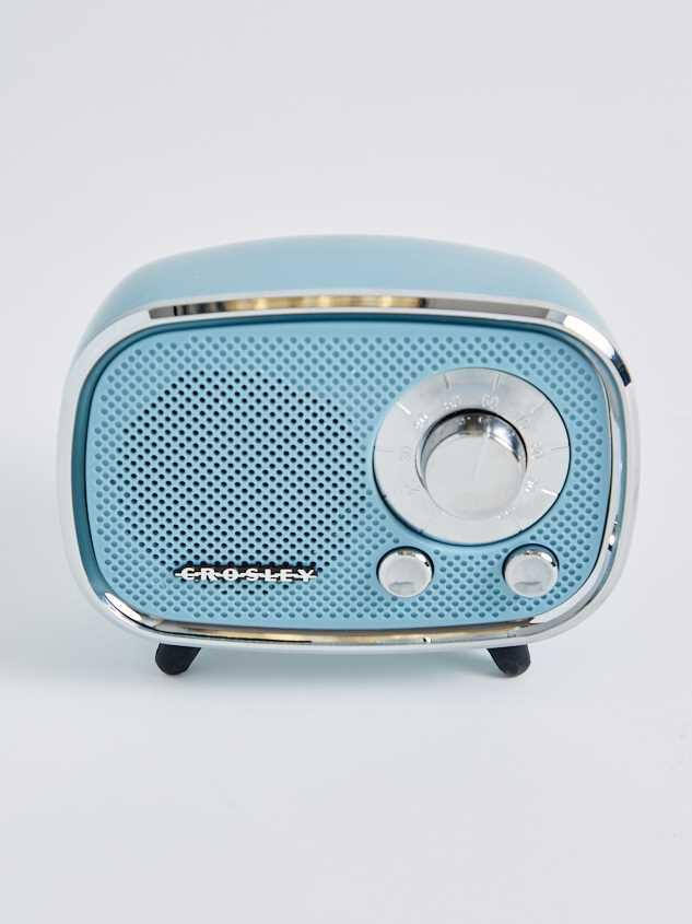 Crosley Retro Bluetooth Speaker Detail 2 - Altar'd State