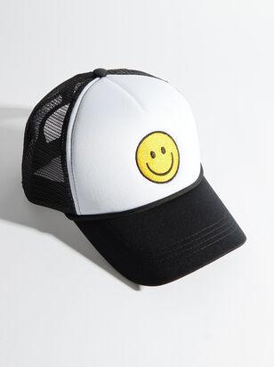Smiley Trucker Hat - Altar'd State