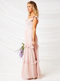 Rexi Maxi Dress Detail 2 - Altar'd State