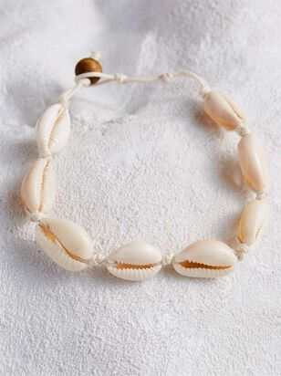 Cowry Shell Anklet - Altar'd State