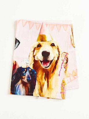 Dog Party Tea Towel - Altar'd State