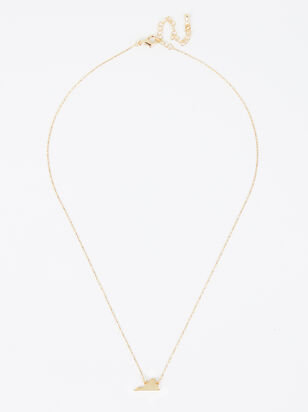 Dainty Virginia Necklace - Altar'd State