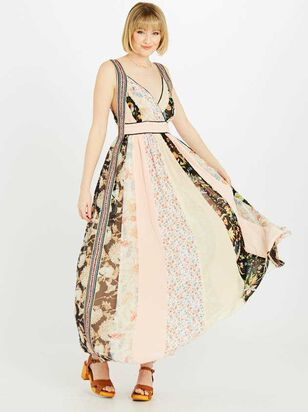 Zarina Maxi Dress - Altar'd State