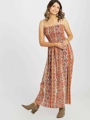 Henrietta Maxi Dress - Altar'd State