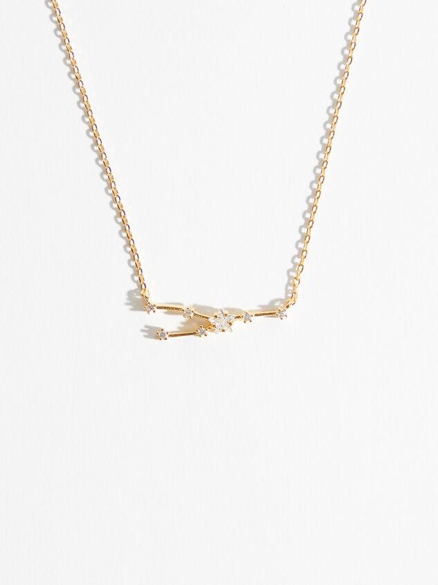 Zodiac Charm Necklace - Taurus - Altar'd State