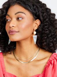 Irene Earrings Detail 2 - Altar'd State
