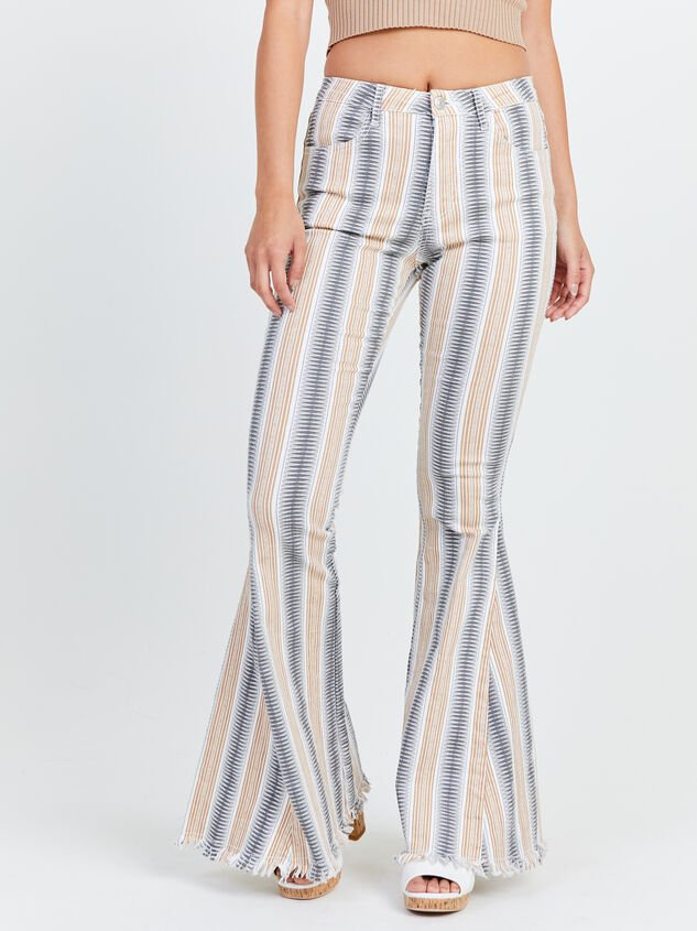 Jess Flare Jeans Detail 2 - Altar'd State