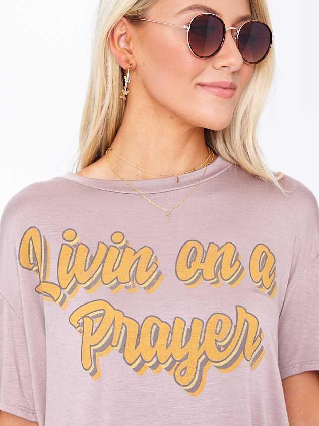 Livin' on a Prayer Top Detail 4 - Altar'd State
