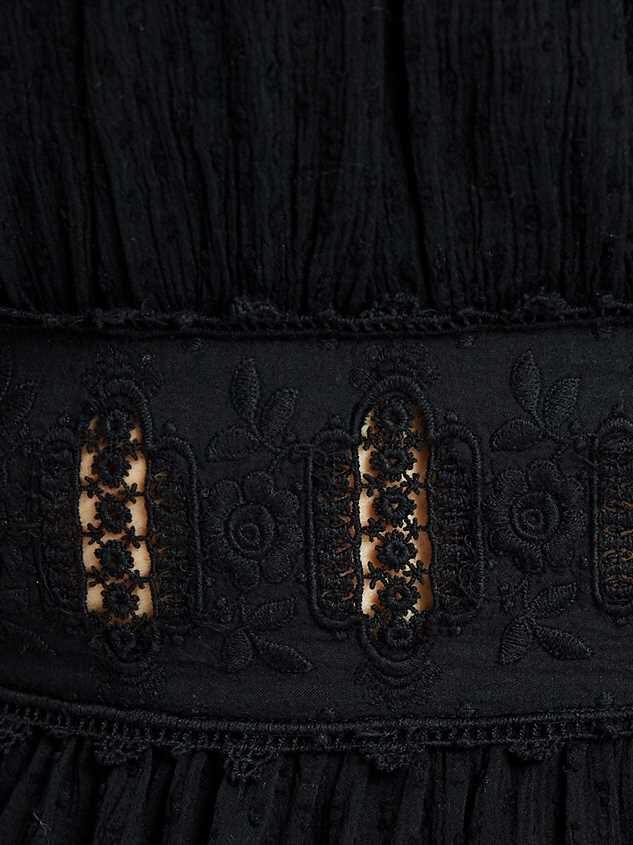 Quinnie Dress Detail 4 - Altar'd State