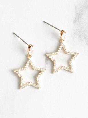 Shaky Stars Earrings - Altar'd State