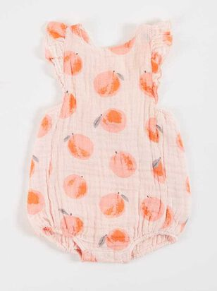 Tullabee Just Peachy Sunsuit - Altar'd State