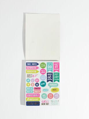 I Love Stickers Book - Altar'd State