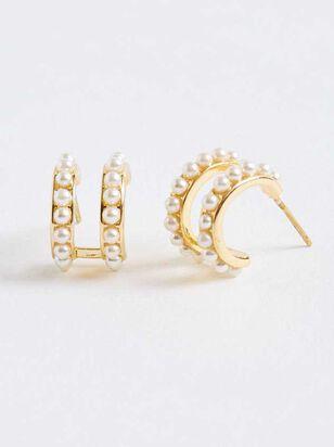 Krissa Pearl Earrings - Altar'd State