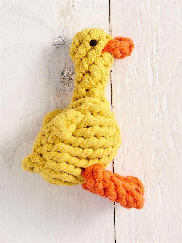 Duck Rope Toy - Altar'd State