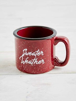 Sweater Weather Campfire Mug - Altar'd State
