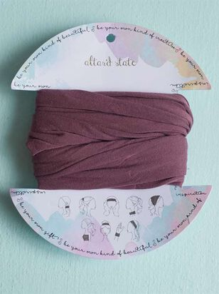 Rose Taupe Hair Bandeau - Altar'd State