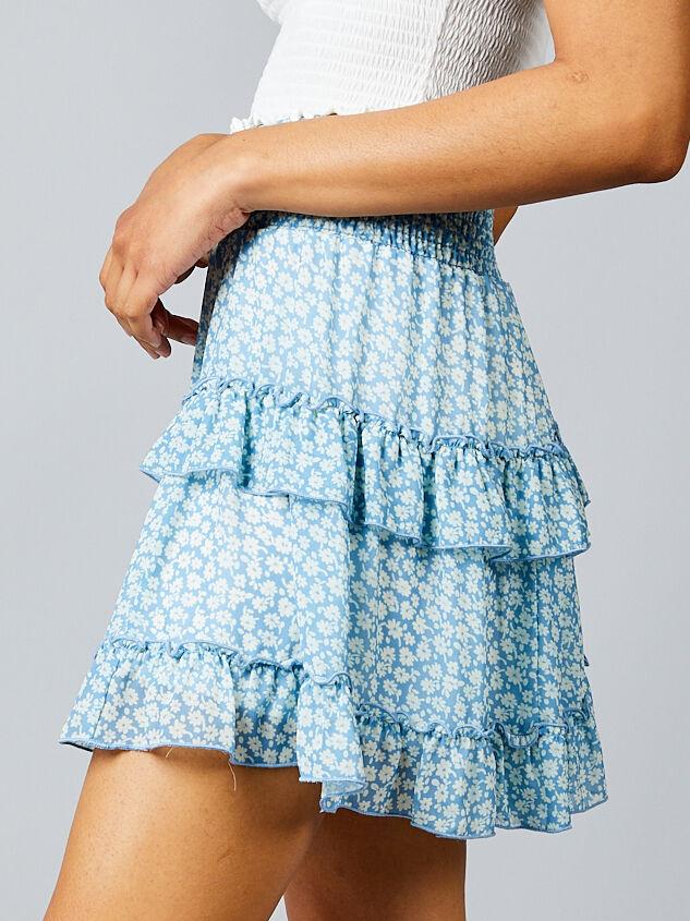 Ridge Skirt Detail 3 - Altar'd State
