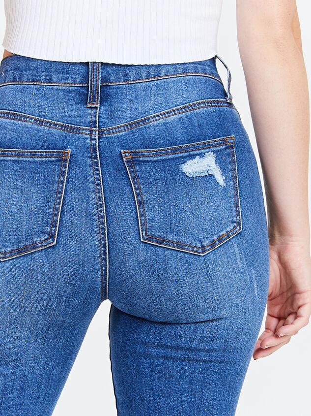 Taylor Flare Jeans Detail 5 - Altar'd State