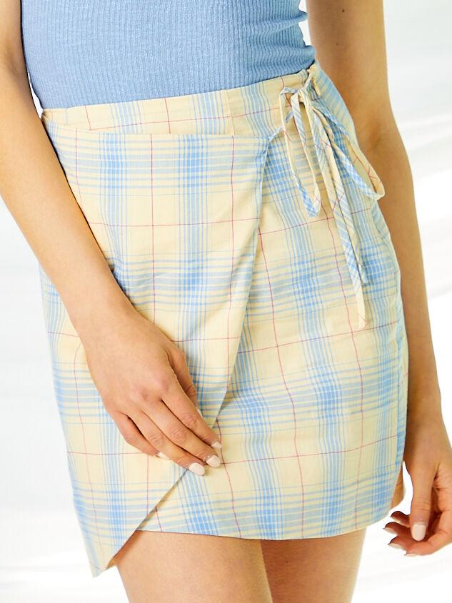Dev Plaid Skirt - Altar'd State