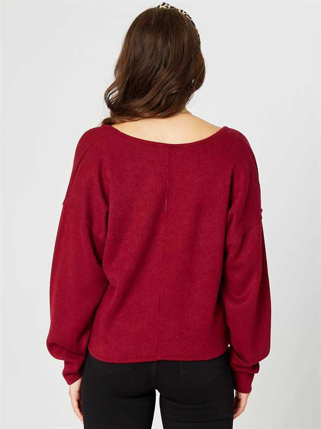 Dalary Sweater Detail 3 - Altar'd State