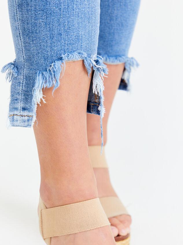 Lola Skinny Jeans Detail 4 - Altar'd State