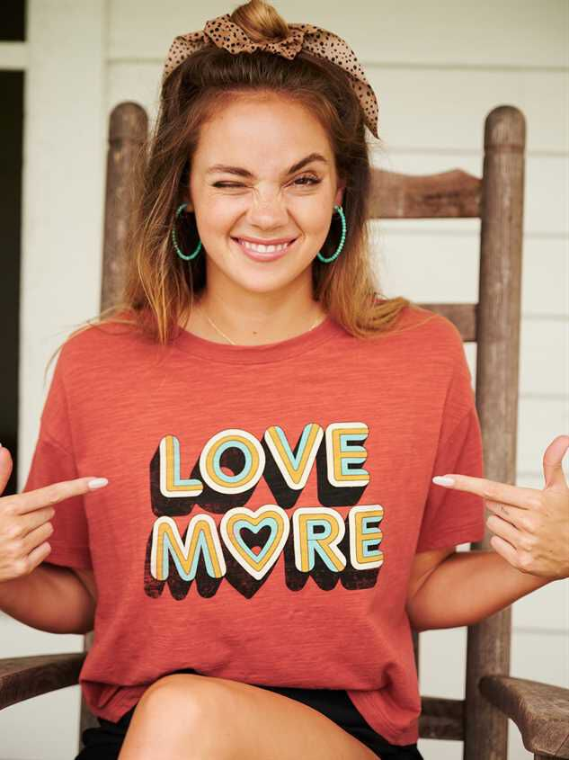 Love More Top - Altar'd State