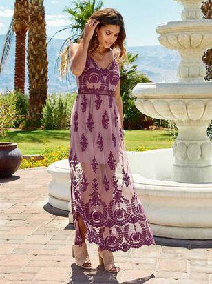 Apolonia Maxi Dress - Altar'd State