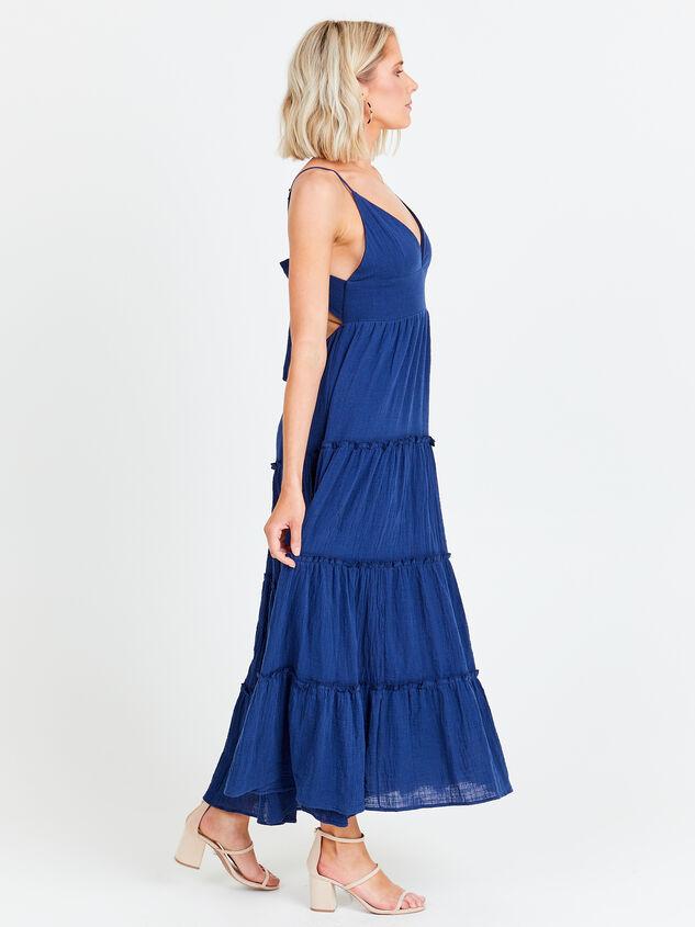 Peta Maxi Dress Detail 3 - Altar'd State