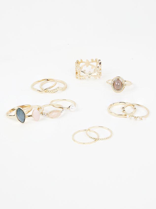 Stefanie Ring Set - Altar'd State