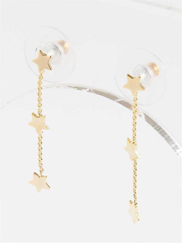 Shooting Stars Dangle Earrings Detail 3 - Altar'd State