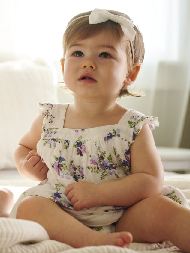 Tullabee Lily Sundress & Bloomers - Altar'd State