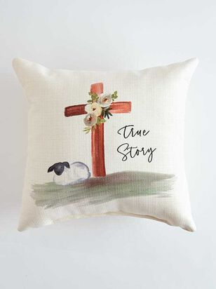 True Story Pillow - Altar'd State