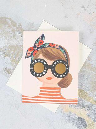 Happy Birthday Girl Card - Altar'd State