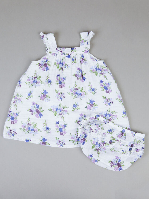 Tullabee Lily Sundress & Bloomers Detail 2 - Altar'd State