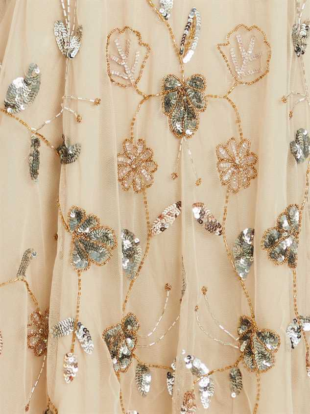 Skyler Dress Detail 5 - Altar'd State