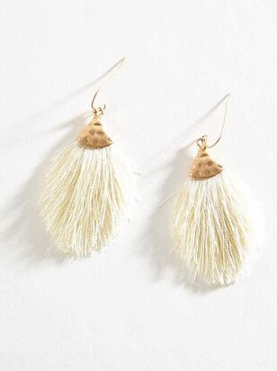 Light as a Feather Earrings - Altar'd State