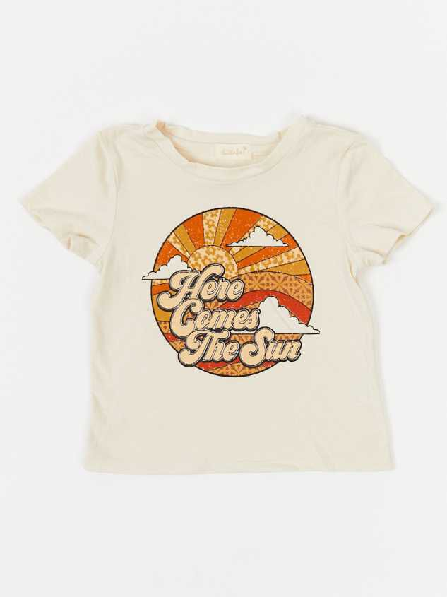 Tullabee Here Comes the Sun Tee - Altar'd State