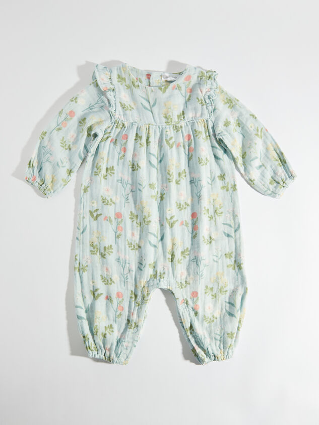 Tullabee Meadow Floral Romper - Altar'd State