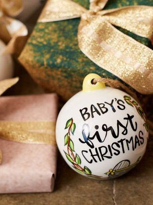 Baby's First Christmas - 2019 Ornament - Altar'd State