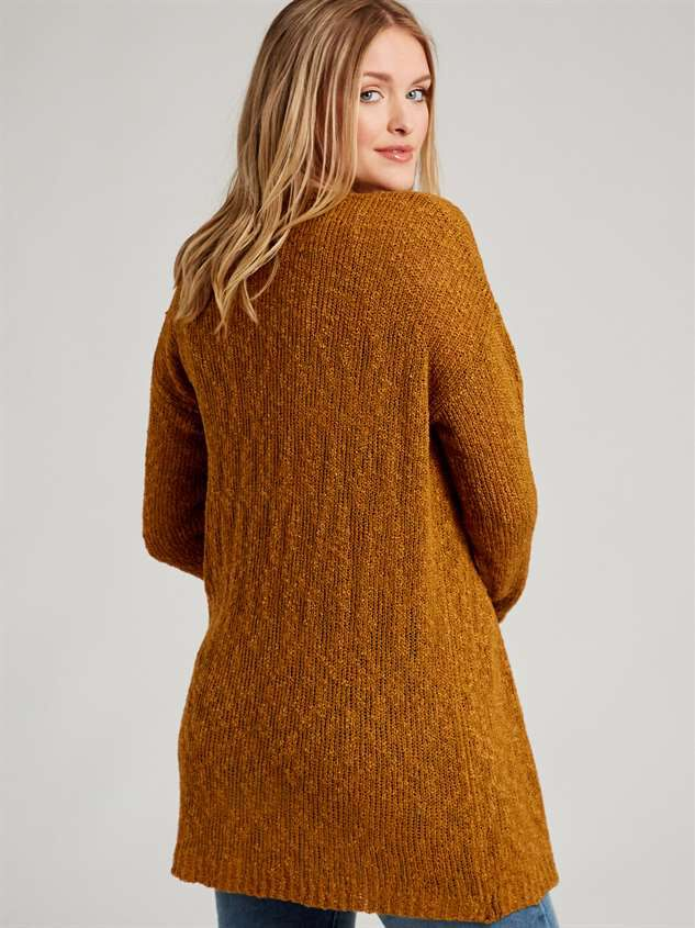 Baker Cardigan Sweater Detail 3 - Altar'd State