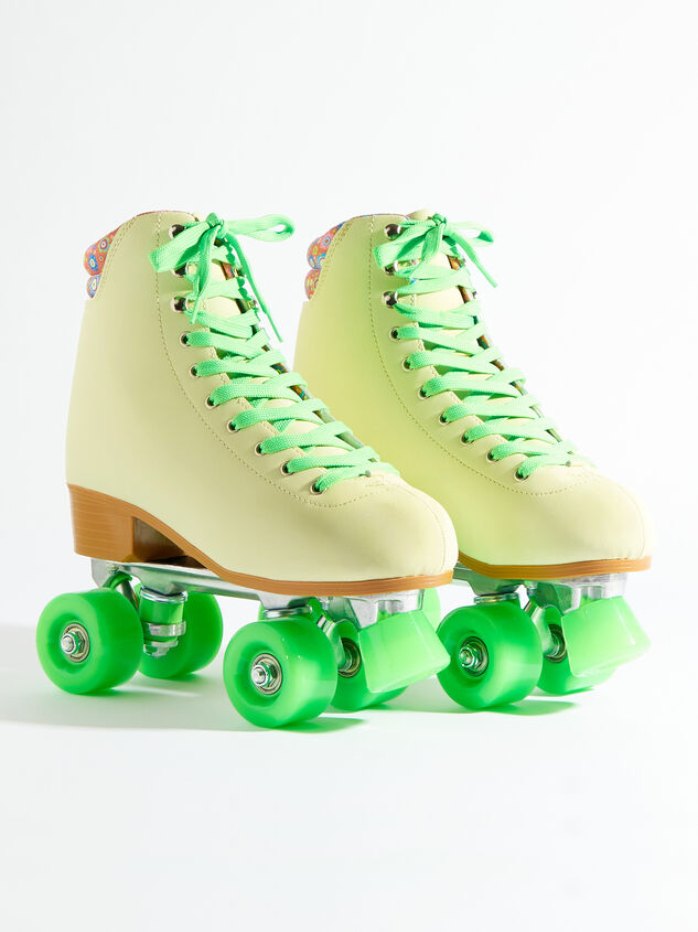 Honey Dew Retro Skates Detail 5 - Altar'd State
