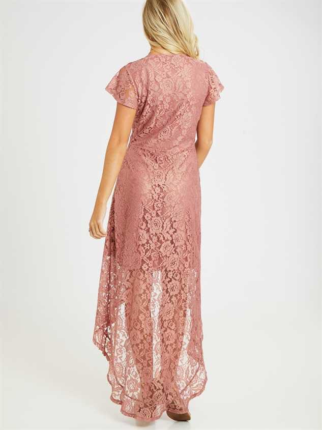 Artiz Maxi Dress Detail 3 - Altar'd State