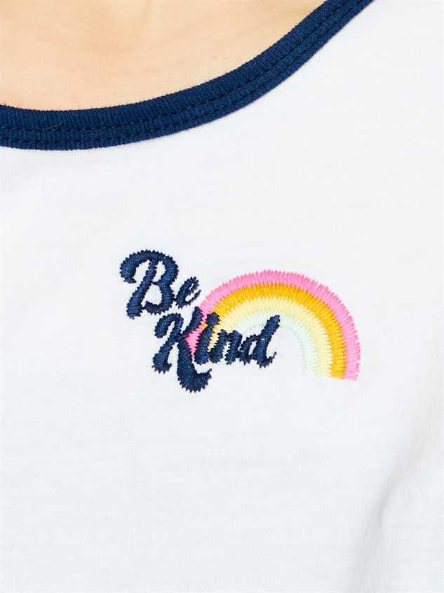 Be Kind Tank Top Detail 4 - Altar'd State