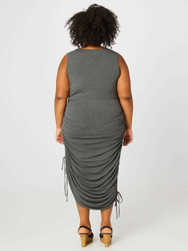 Marty Maxi Dress Detail 4 - Altar'd State
