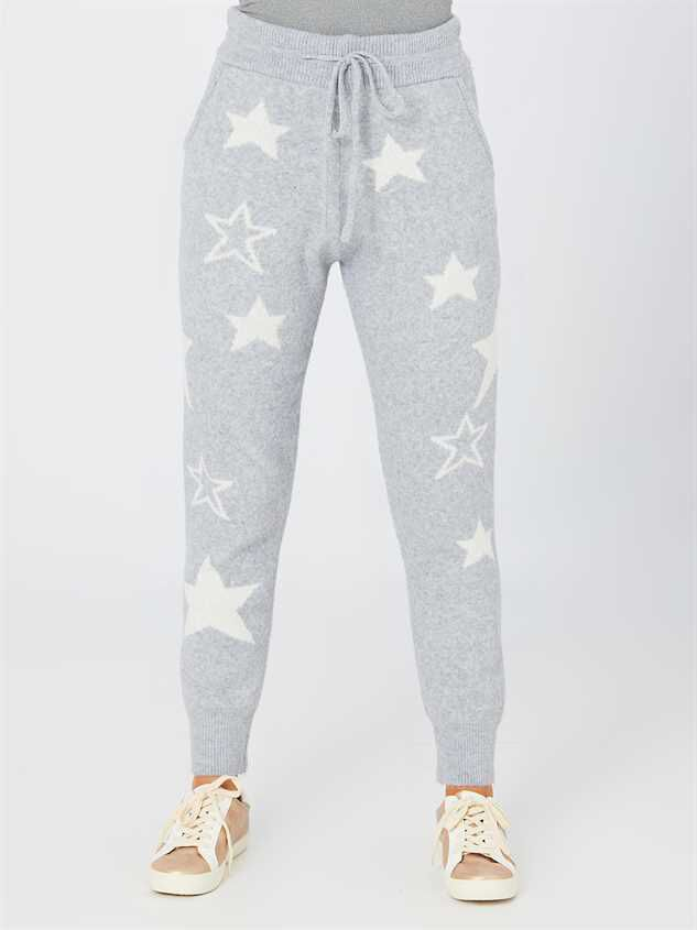 Oh My Stars Lounge Pants Detail 3 - Altar'd State